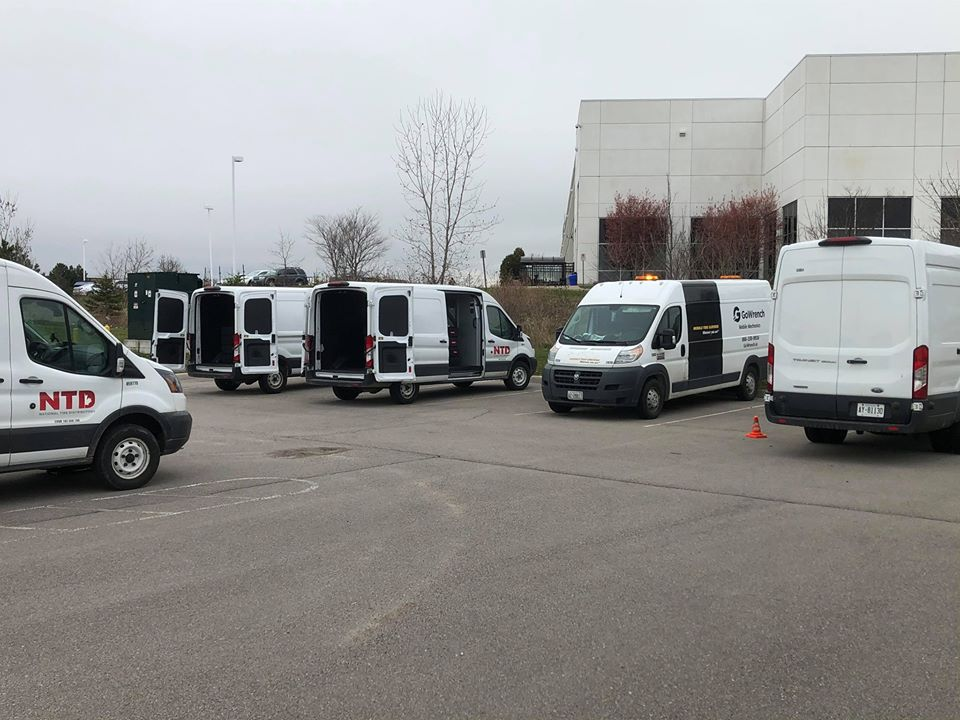 NTD Fleet Services GoWrench Van